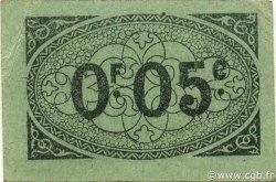 5 Centimes ALGÉRIE Alger 1916 JPCV.01 TTB