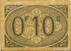 10 Centimes ALGER ALGÉRIE ALGER 1916 JPCV.03 TB
