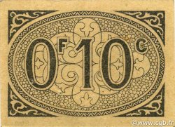 10 Centimes ALGÉRIE Alger 1916 JPCV.03 SPL