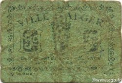 5 Centimes ALGER ALGÉRIE ALGER 1917 JPCV.09 AB