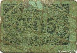 5 Centimes ALGÉRIE Alger 1917 JPCV.09 AB