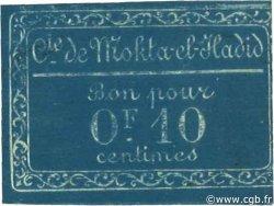 10 Centimes BÉNISAF ALGÉRIE BÉNISAF 1916 JPCV.02 SUP