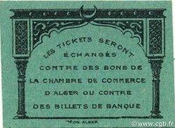 5 Centimes ALGÉRIE Boghari 1916 JPCV.01 NEUF