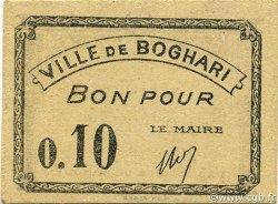 10 Centimes BOGHARI ALGÉRIE BOGHARI 1916 JPCV.02 NEUF