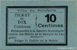 10 Centimes BOGHARI ALGÉRIE BOGHARI 1916 JPCV.05 SPL
