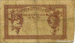 50 Centimes BÔNE ALGÉRIE BÔNE 1915 JP.138.01 B