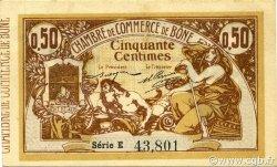 50 Centimes BÔNE ALGÉRIE BÔNE 1915 JP.138.01 SUP