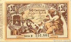 50 Centimes BÔNE ALGÉRIE Bône 1917 JP.138.04 SUP