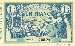 1 Franc BÔNE ALGÉRIE Bône 1917 JP.138.05 pr.NEUF