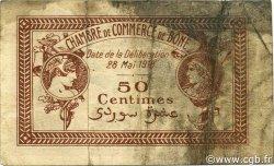 50 Centimes BÔNE ALGÉRIE BÔNE 1918 JP.138.06 TB