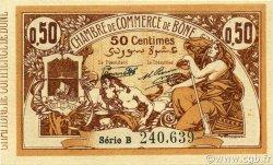 50 Centimes BÔNE ALGÉRIE BÔNE 1919 JP.138.08 NEUF