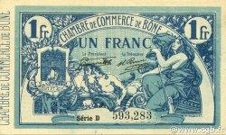 1 Franc BÔNE ALGÉRIE BÔNE 1920 JP.138.13 NEUF
