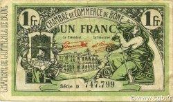 1 Franc BÔNE ALGÉRIE BÔNE 1921 JP.138.17 TTB
