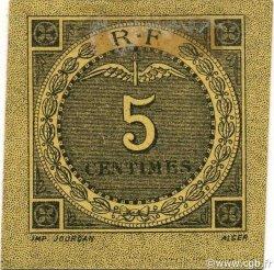5 Centimes BOUGIE SETIF ALGÉRIE BOUGIE SETIF 1916 JP.09 SPL