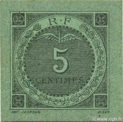 5 Centimes BOUGIE SETIF ALGÉRIE BOUGIE SETIF 1916 JP.009 NEUF