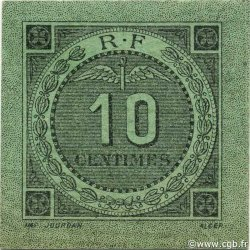 10 Centimes BOUGIE SETIF ALGÉRIE BOUGIE SETIF 1916  NEUF
