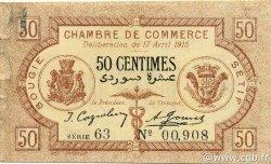 50 Centimes BOUGIE SETIF ALGÉRIE BOUGIE SETIF 1915 JP.139.01 SPL