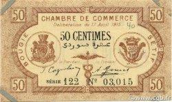 50 Centimes BOUGIE SETIF ALGÉRIE BOUGIE SETIF 1915 JP.139.01 SUP+