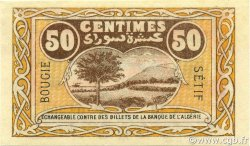50 Centimes BOUGIE SETIF ALGÉRIE BOUGIE SETIF 1918 JP.139.03 NEUF
