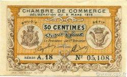 50 Centimes BOUGIE SETIF ALGÉRIE BOUGIE SETIF 1918 JP.139.03 SPL