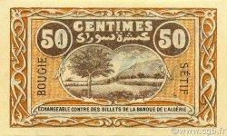 50 Centimes BOUGIE SETIF ALGÉRIE BOUGIE, SÉTIF 1918 JP.139.04 SPL