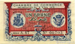 1 Franc BOUGIE SETIF ALGÉRIE BOUGIE SETIF 1918 JP.139.06 NEUF