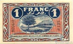 1 Franc ALGÉRIE Bougie - Sétif 1918 JP.139.06 NEUF