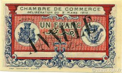 1 Franc BOUGIE SETIF ALGÉRIE BOUGIE SETIF 1918 JP.139.07 SPL
