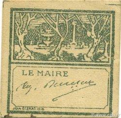 10 Centimes ALGÉRIE Cherchell 1916 JPCV.02 pr.NEUF