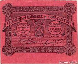 10 Centimes CONSTANTINE ALGÉRIE CONSTANTINE 1915 JP.049 NEUF