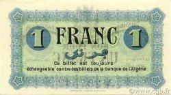 1 Franc CONSTANTINE ALGÉRIE CONSTANTINE 1915 JP.140.04 NEUF
