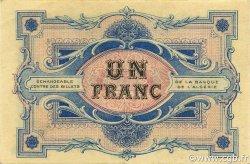 1 Franc ALGÉRIE Constantine 1916 JP.140.10 pr.NEUF