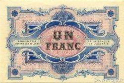 1 Franc CONSTANTINE ALGÉRIE CONSTANTINE 1916 JP.140.11 NEUF