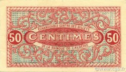 50 Centimes ALGÉRIE Constantine 1919 JP.140.19 SUP+