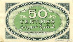 50 Centimes CONSTANTINE ALGÉRIE CONSTANTINE 1922 JP.140.38 SUP+