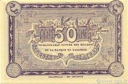 50 Centimes CONSTANTINE ALGÉRIE CONSTANTINE 1922 JP.140.40 NEUF