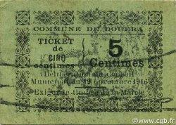 5 Centimes DOUÉRA ALGÉRIE DOUÉRA 1916 JPCV.01 TTB