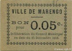 5 Centimes MARENGO ALGÉRIE Marengo 1916 JPCV.02 pr.NEUF