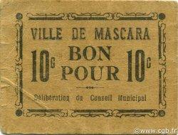 10 Centimes MASCARA ALGÉRIE Mascara 1916 JPCV.02 TTB