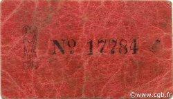 25 Centimes MOSTAGANEM ALGÉRIE Mostaganem 1916 JPCV.03 pr.TTB