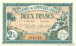 2 Francs ORAN ALGÉRIE ORAN 1921 JP.141.29 NEUF
