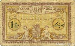 1 Franc ORAN ALGÉRIE ORAN 1922 JP.141.33 B+