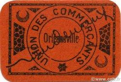 10 Centimes ORLEANSVILLE ALGÉRIE ORLEANSVILLE 1916 JPCV.11 SPL
