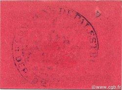5 Centimes PALESTRO ALGÉRIE PALESTRO 1916 JPCV.01 SPL