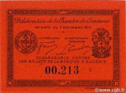 5 Centimes PHILIPPEVILLE ALGÉRIE PHILIPPEVILLE 1915 JP.12 NEUF