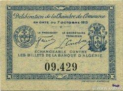 10 Centimes PHILIPPEVILLE ALGÉRIE PHILIPPEVILLE 1915 JP.13 pr.NEUF