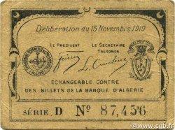 5 Centimes PHILIPPEVILLE ALGÉRIE PHILIPPEVILLE 1919 JP.014 pr.TTB