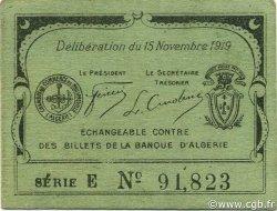 10 Centimes ALGÉRIE Philippeville 1919 JP.15 pr.NEUF