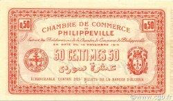 50 Centimes PHILIPPEVILLE ALGÉRIE PHILIPPEVILLE 1914 JP.142.05 NEUF