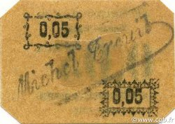 5 Centimes SIDI-BEL-ABBÈS ALGÉRIE SIDI-BEL-ABBÈS 1916 JPCV.11 SPL
